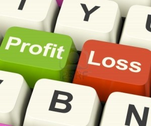 profit-or-loss-keys-showing-returns-for-internet-businesses