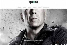 Quora قالب ووردبريس متجاوب ومجاني